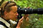 kobieta fotograf