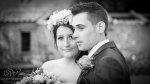 fotografia ślubna, młoda para