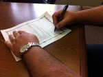 podpisywanie ważnej umowy rejestracji nowej spółki